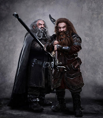 Oin and Gloin - The Hobbit Movie