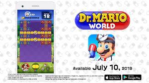 Dr. Mario World เกมสำหรับมือถือใหม่จาก นินเทนโดสำหรับ Android และ iOS