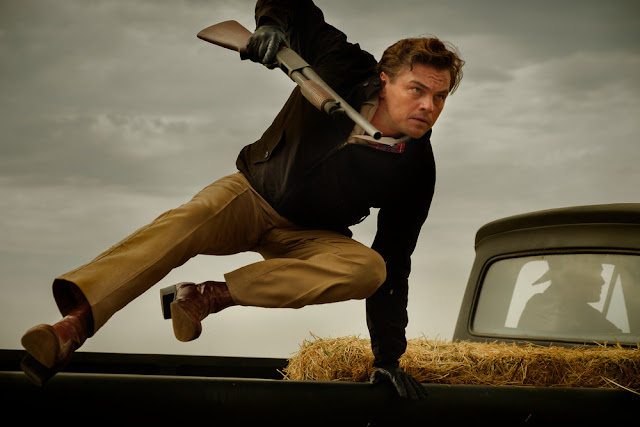 ONCE UPON A TIME...IN HOLLYWOOD Reveals New Trailer