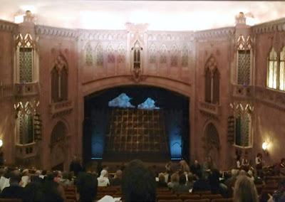 The Hershey Theatre in Hershey, Pennsylvania