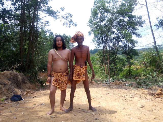 SAD Muara KilisTemenggung Apung bersama ketua ORIK