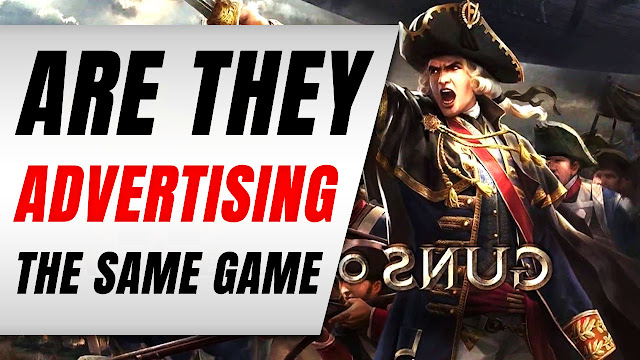 GUNS OF GLORY Video Ads! Is It The Same Game or Something Totally Different?