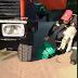Θεσπρωτία:Εκλεισαν σκύλο σε σακούλα ...για να πεθάνει από ασφυξία Η Πυροσβεστική του   χάρισε  μια  δεύτερη ευκαιρία στη ζωή ...
