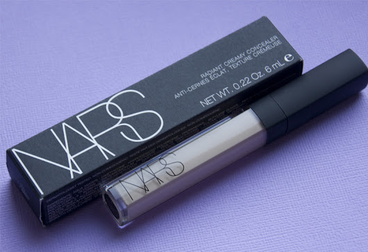 NARS radiant creamy concealer light1 Chantilly