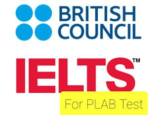 IELTS for PLAB Test
