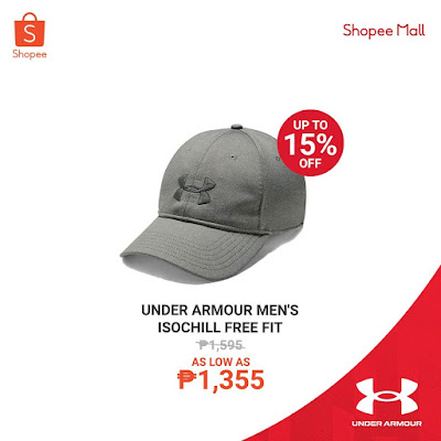 Under Armour Men's Isochill Free Fit
