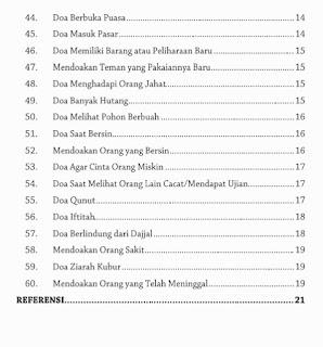 Download Kumpulan Doa dan Adab Pilihan Anak PDF Lengkap