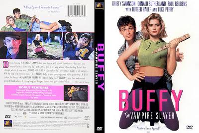 Carátula dvd: Buffy, la cazavampiros (1992)