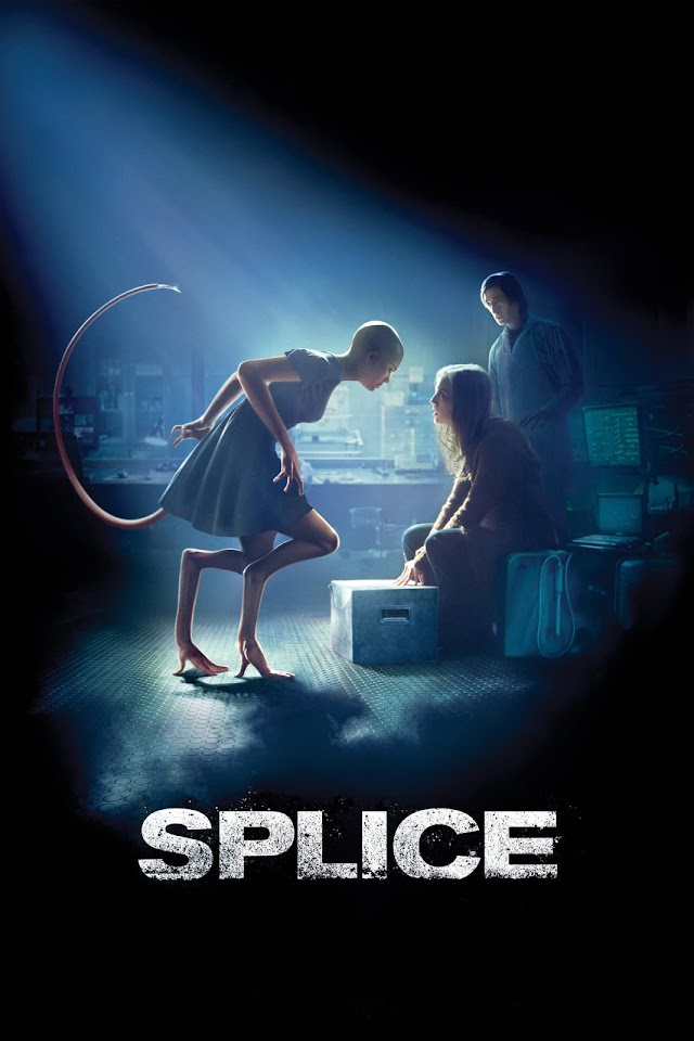 Splice 2009 UNRATED x264 720p Esub BluRay Dual Audio English Hindi THE GOPI SAHI