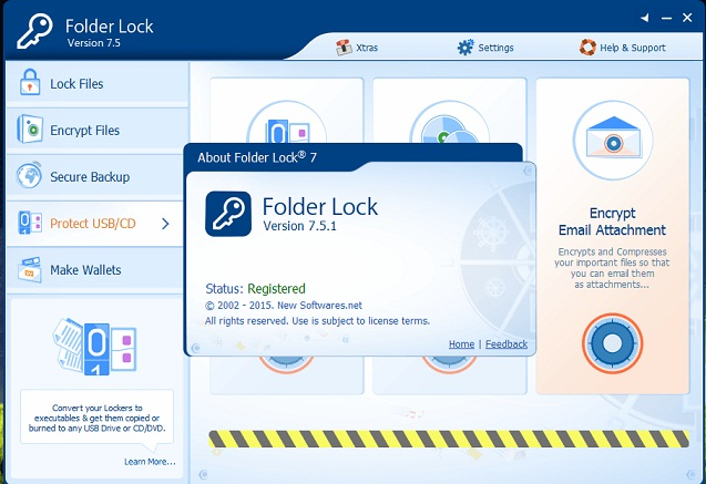 Download Folder Lock 7.6.1 Full Keygen Terbaru Gratis