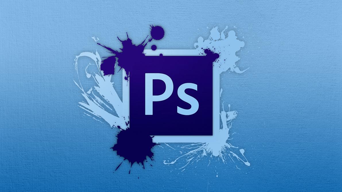 photoshop logo wallpaper by peterbaumann d6c88bw