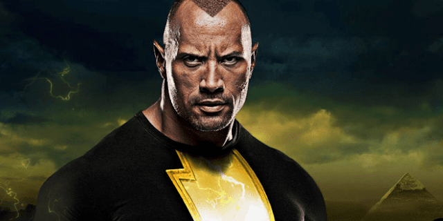 Dwayne Johnson Announces Release Date For 'Black Adam' Superhero Film