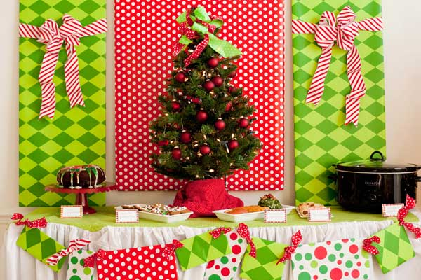 Ugly Sweater Party Decorations For Kids