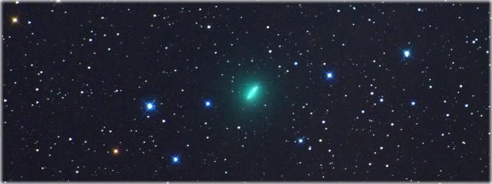 cometa c/2018 y1 iwamoto