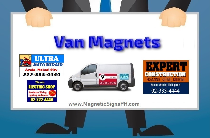 Van Magnets Philippines