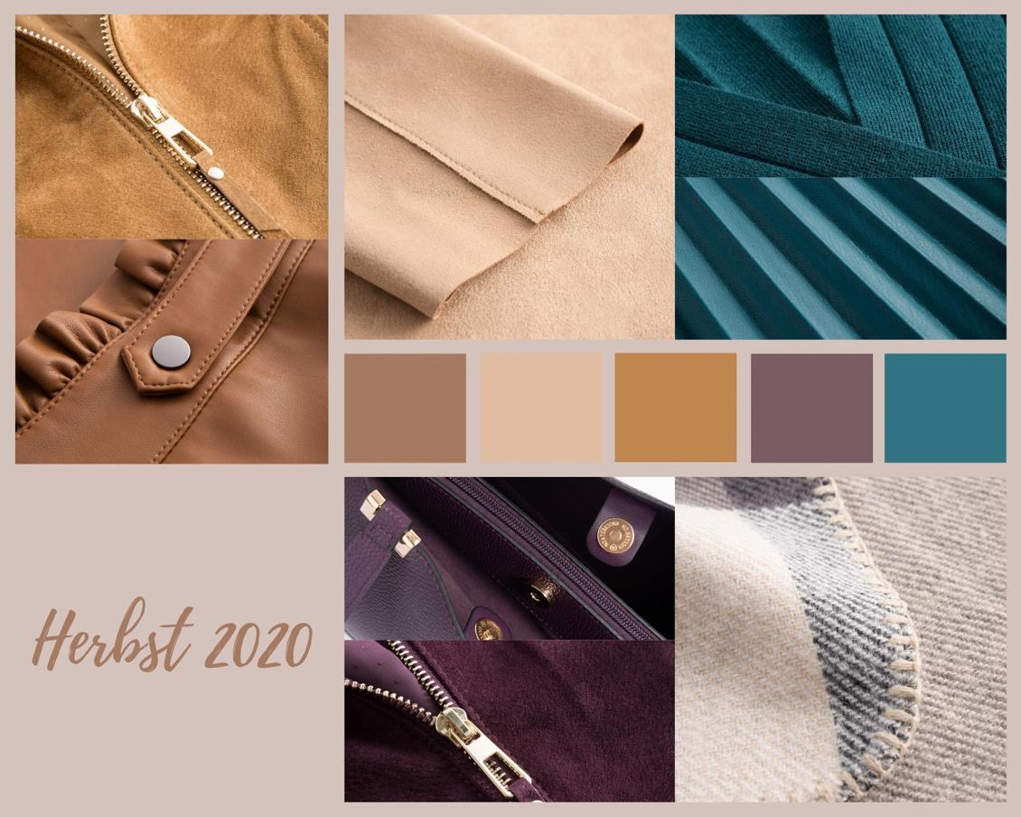 Stylische und bequeme Herbstoutfits - Inspiration - Leder - Wildleder - Wolle - Röcke