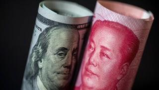 """الصين، الدولار الامريكي، العملة الصينيّة """"اليوان""""، البترويوان، حربوشة اخبار"""
