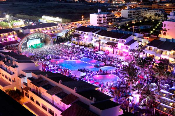 Ushuaïa Ibiza Beach Hotel, Ibiza