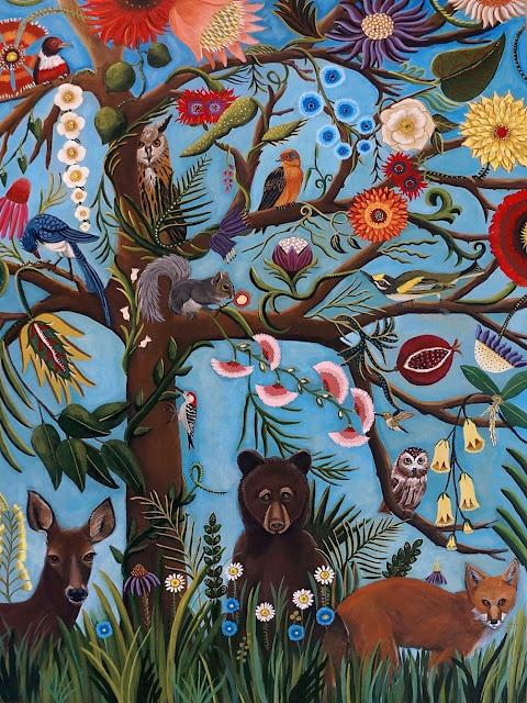 Catherine Nolin - Tree of Life