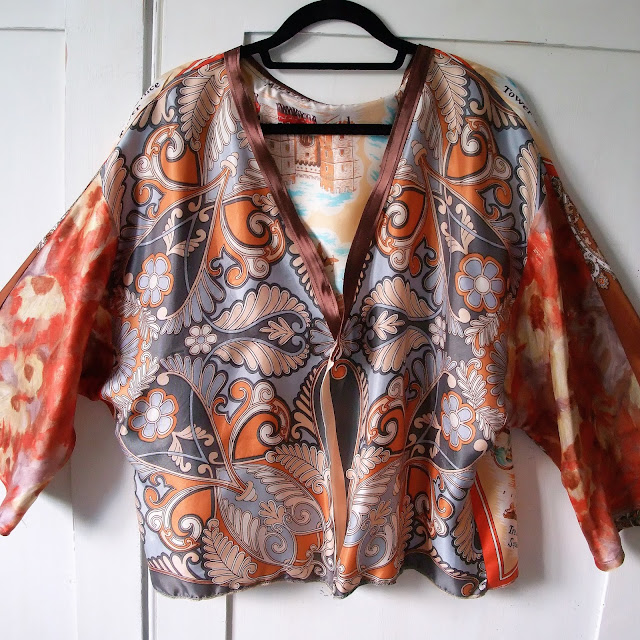 The London Kimono Jacket by karen vallerius