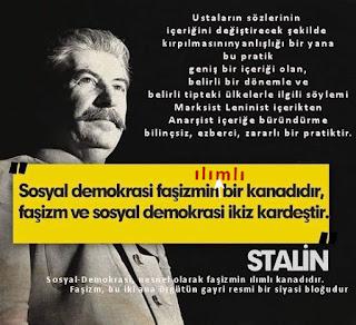 Uluslararası Durumla İlgili olarak- Stalin
