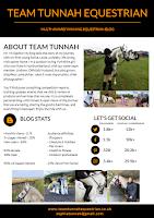 Team Tunnah Equestrian Media Kit