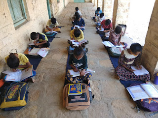 कोरोना काल में शिक्षा के स्तर में गिरावट हुई है