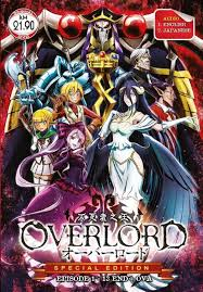 anime tentang Karakter Utama Over Power overlord