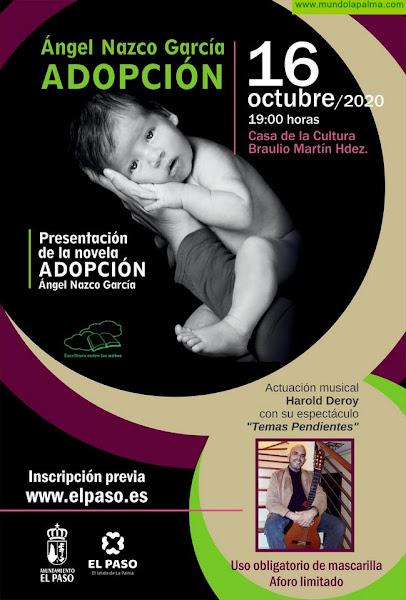 """Ve la luz """"Adopcion"""" de Angel Nazco"""
