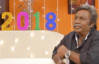 Aramm director Gopi Nainar in Morning Cafe | 2018 New Year Special 01-01-2018 Puthuyugam Tv
