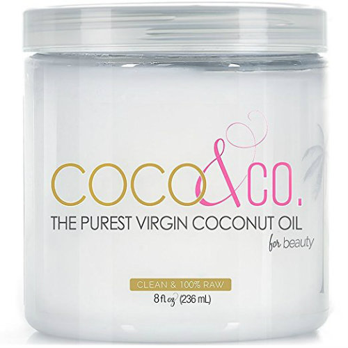 Best organic coconut oil for skin hair face cooking