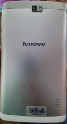 Lenovo B8000 Flash File