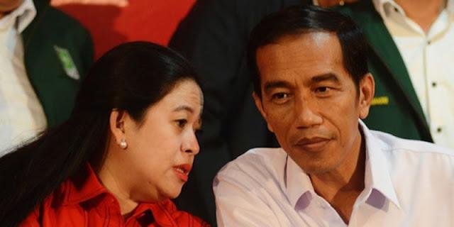 PDIP Sumpal 3 Periode Presiden, Pengamat: Kalau Jokowi Maju Lagi di 2024 Puan Bisa Kandas
