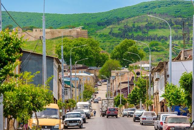 Derbent: Kota tertua di Rusia