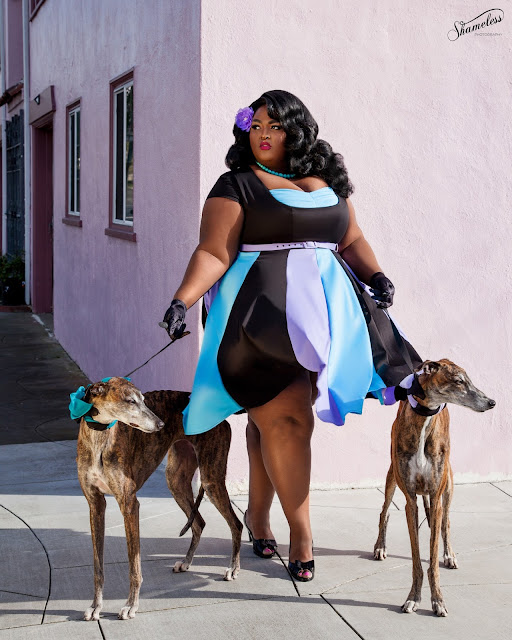 """""""I Found That The Vintage World Has Shown Less Prejudice Than Any Other Society"""" Black Pinup Models Talk About Their Experiences As Pinup Models"""