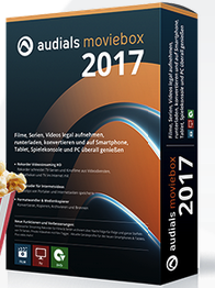 Audials Moviebox 2017 Free Download