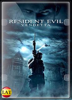 Resident Evil: Venganza (2017) DVDRIP LATINO