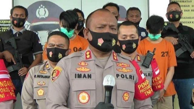 Polisi Ungkap Penyebab Kematian Ketua DPRD Lebak di Kamar Hotel: Korban Meninggal Karena Sakit