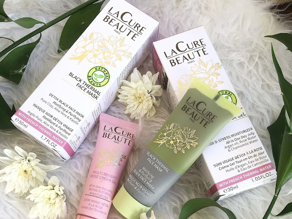 La Cure Beauté - a new brand has landed on my doorstep