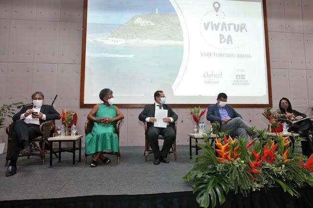 """Com proximidade do verão, plano """"Viva Turismo"""" estimula a retomada do setor no estado"""