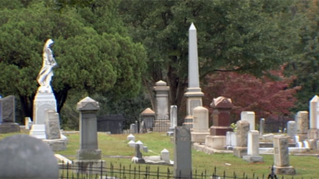 Haunted Places Of South Carolina Oakwood Cemetery Hells Gate