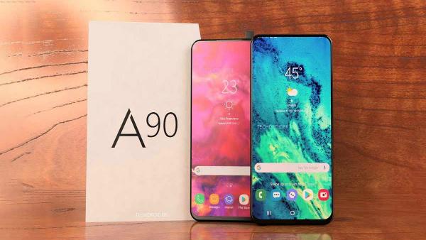 تسريب معلومات جديدة عن هاتف سامسونغ المميز Galaxy A90
