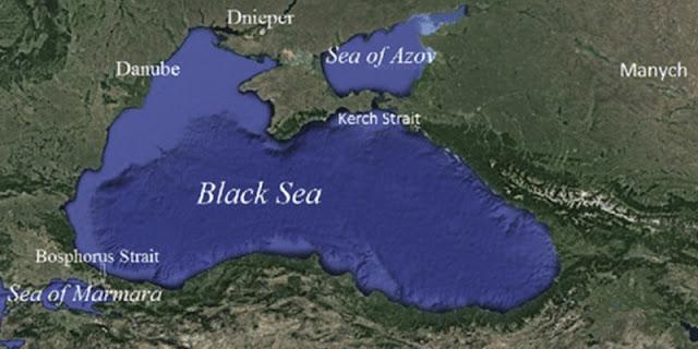 Turki Umumkan Penemuan 135 Miliar Meter Kubik Gas Alam Di Laut Hitam