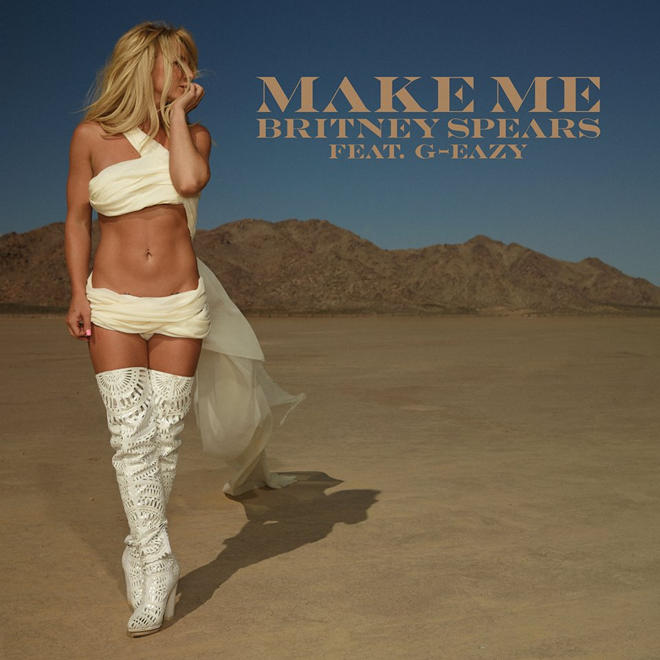 Britney Spears Returns With New Single 'Make Me'