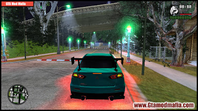 GTA San Andreas - Lite Modpack  All Lights Pack With New Cars
