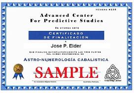 Curso Numerologia Cabalistica ACPS