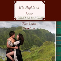 His Highland Lass Cover 4 with banner