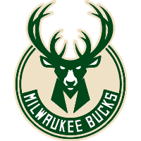 Logo NBA Team Milwaukee Bucks
