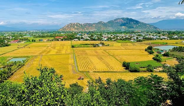 Ninh Thuận: Khám phá nét độc đáo của Tịnh xá Thạch Liên tại núi Đá Chồng
