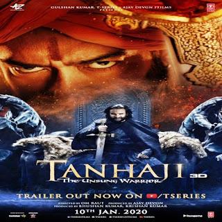 Tanhaji – The Unsung Warrior (2020)